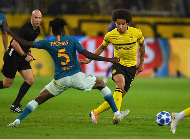 Soi kèo Dortmund vs Inter