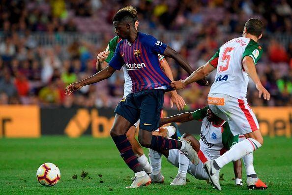 Soi kèo Leganes vs Barcelona