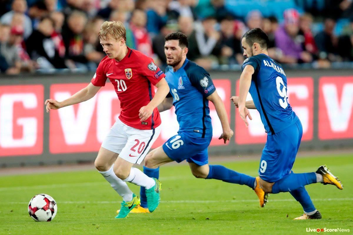 Soi kèo Na Uy vs Faroe