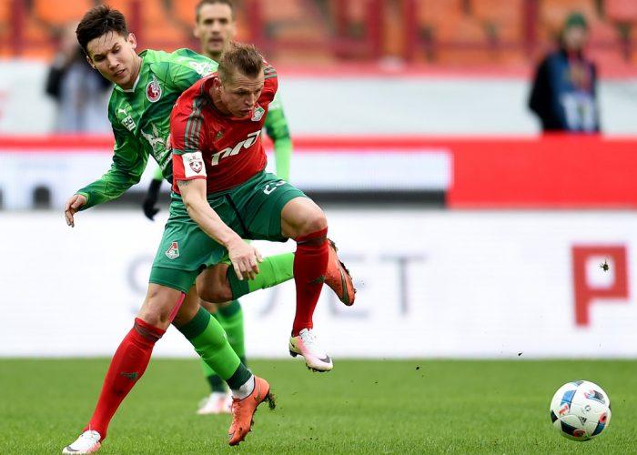 Soi kèo Tambov vs Lokomotiv Moscow