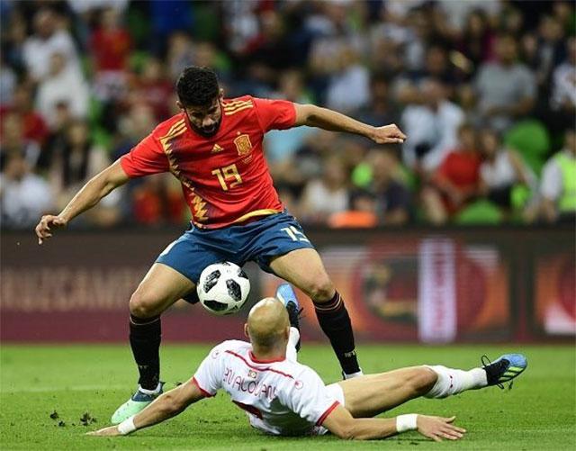 Soi kèo Tây Ban Nha vs Malta