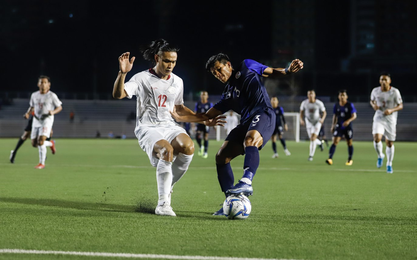 Soi kèo U22 Myanmar vs U22 Philippines