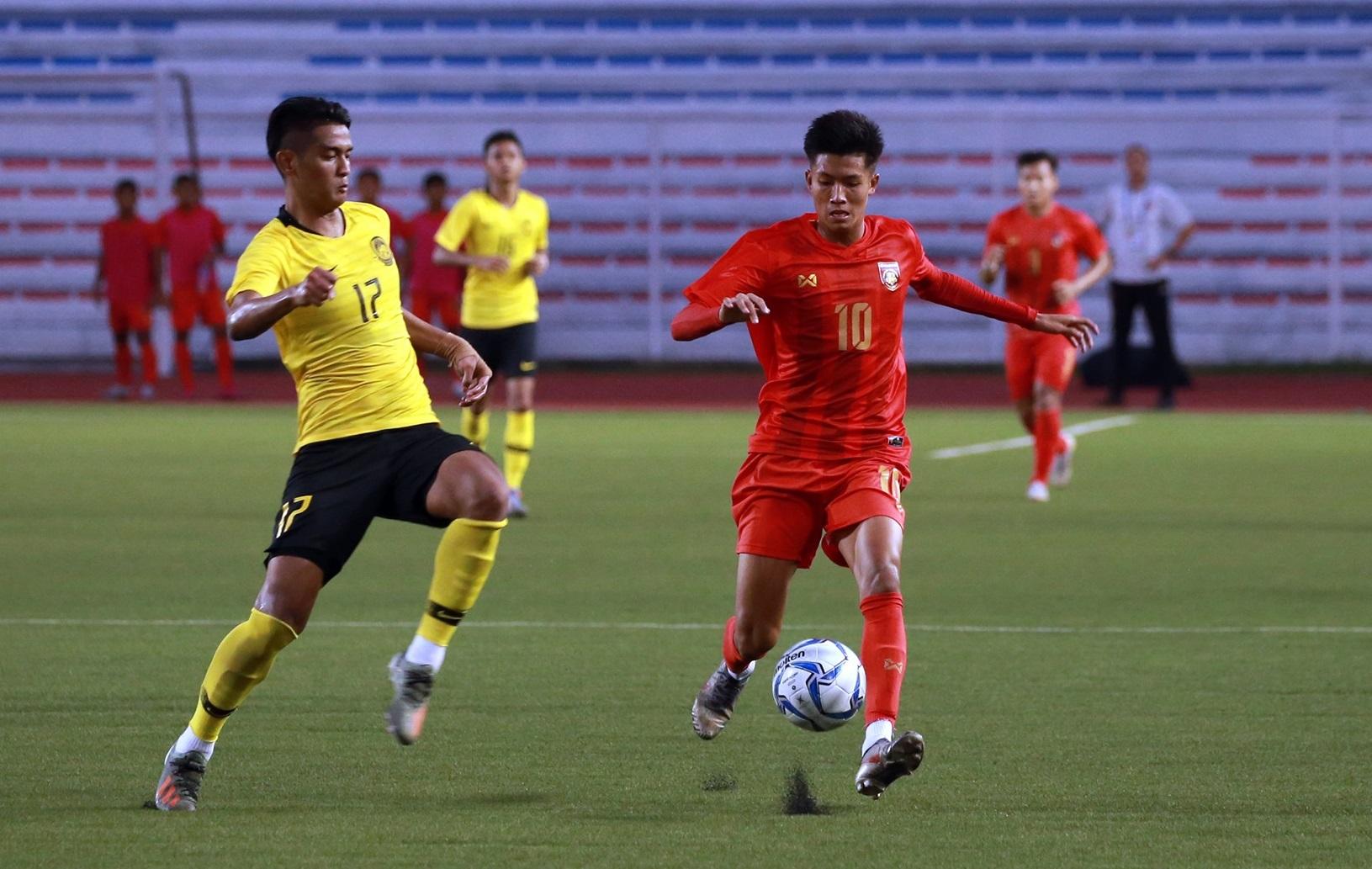 Soi kèo U22 Philippines vs U22 Malaysia