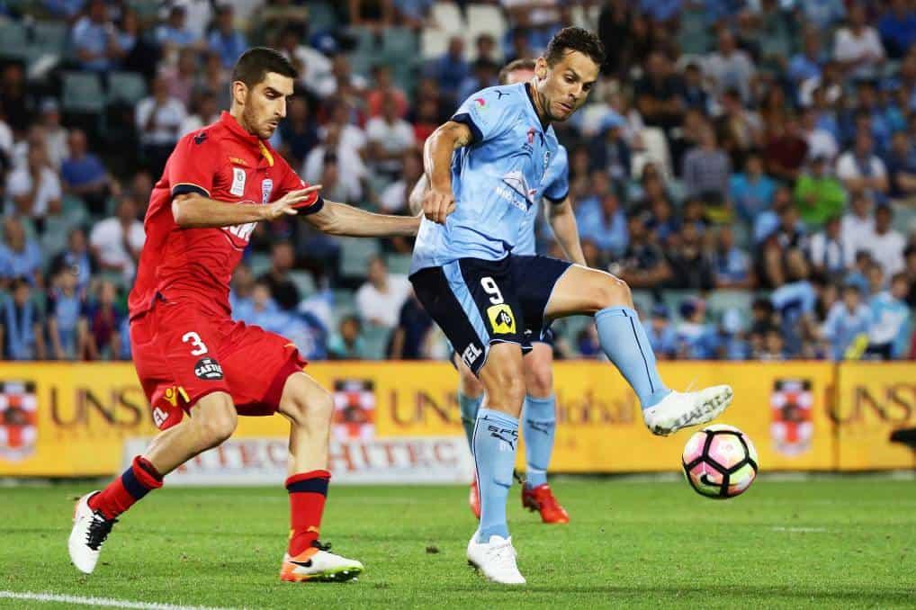 Soi kèo Adelaide vs Western Sydney