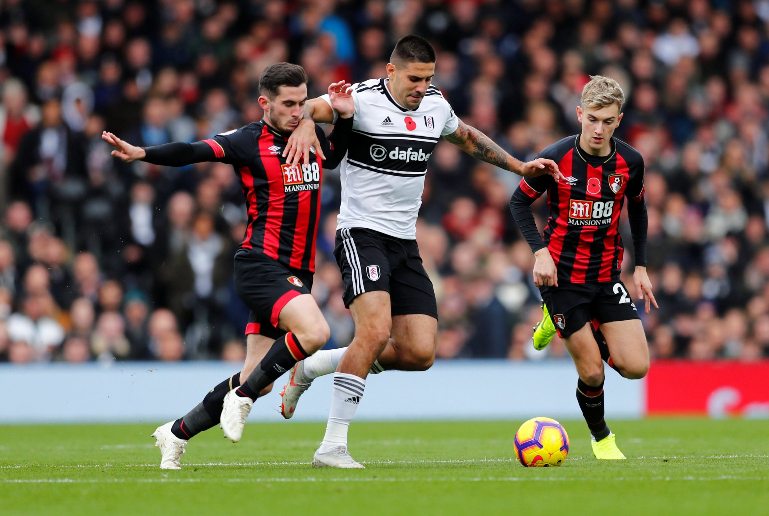 Soi kèo Brighton vs Bournemouth