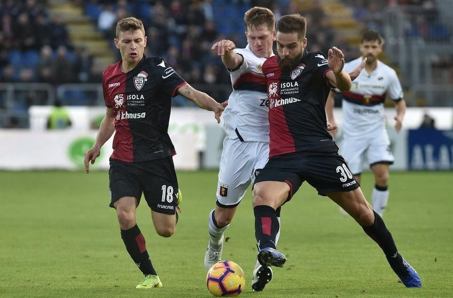 Soi kèo Cagliari vs Sampdoria