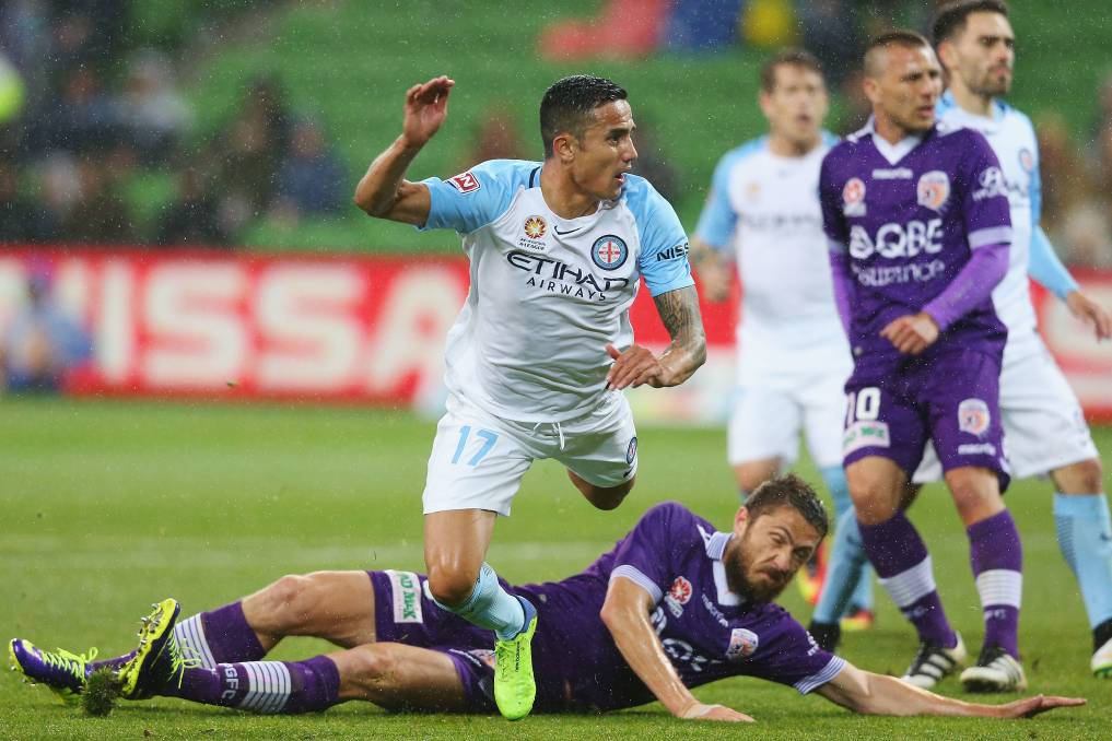 Soi kèo Central Coast vs Perth Glory