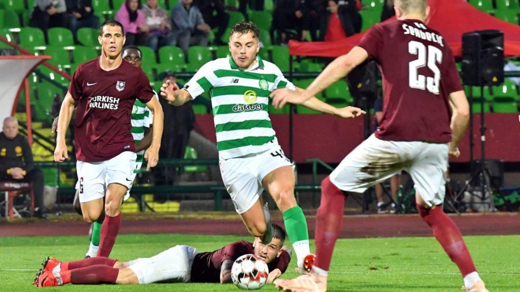 Soi kèo Cluj vs Celtic