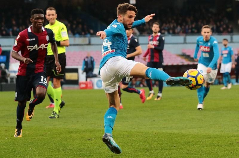 Soi kèo Sassuolo vs Napoli