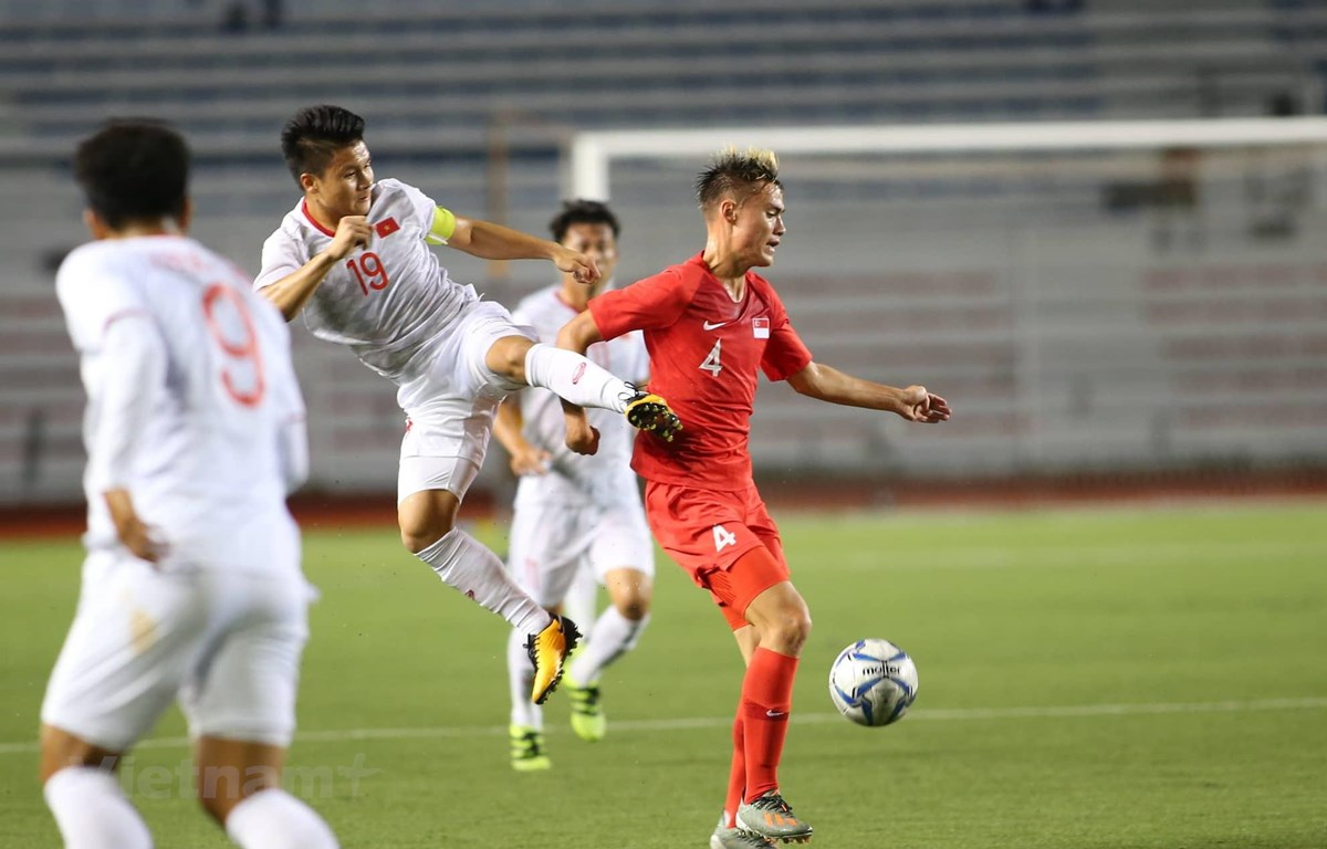 Soi kèo U22 Brunei vs U22 Singapore