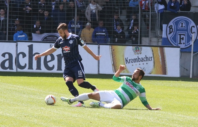 Soi kèo Bielefeld vs Bochum
