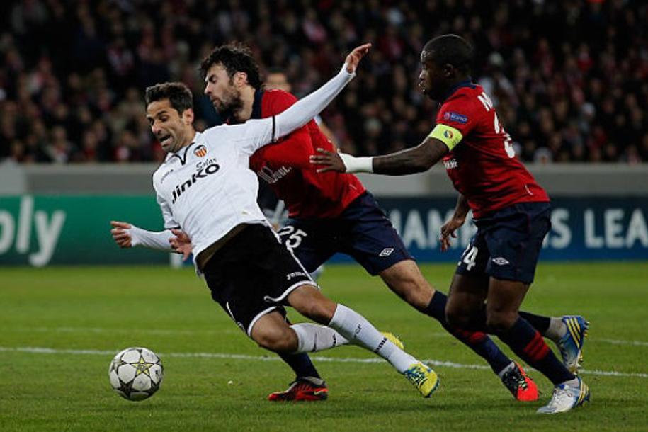 Soi kèo Lille vs Amiens