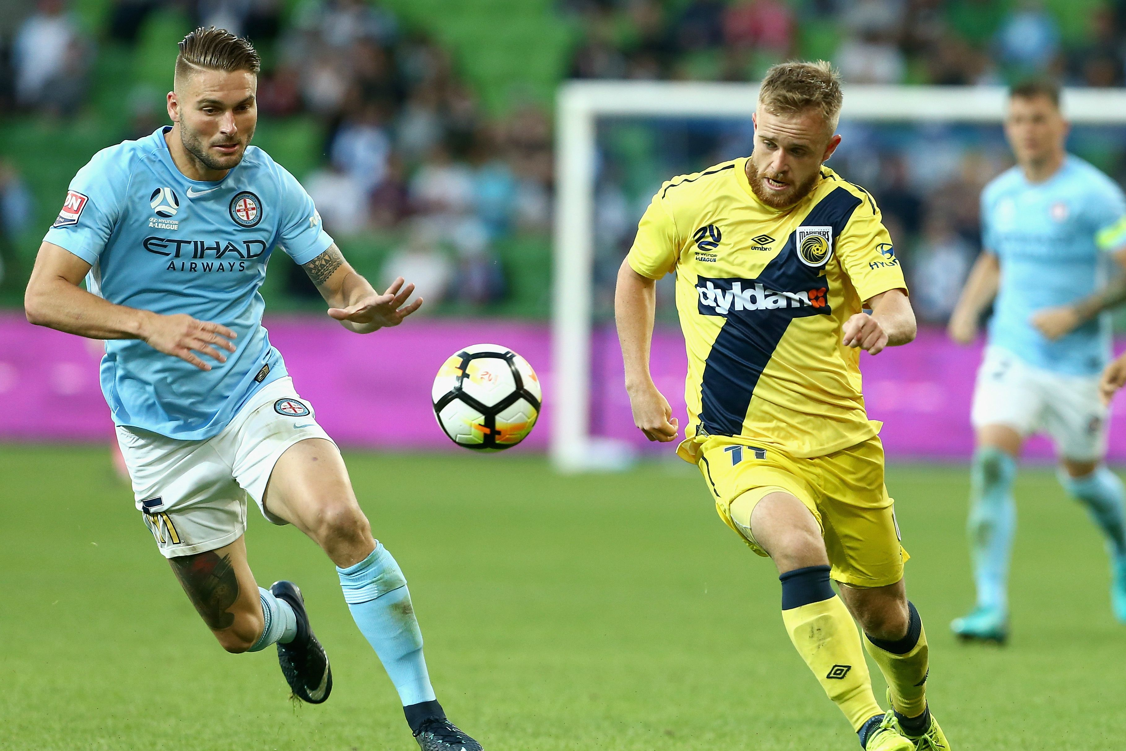 Soi kèo Melbourne City vs Western