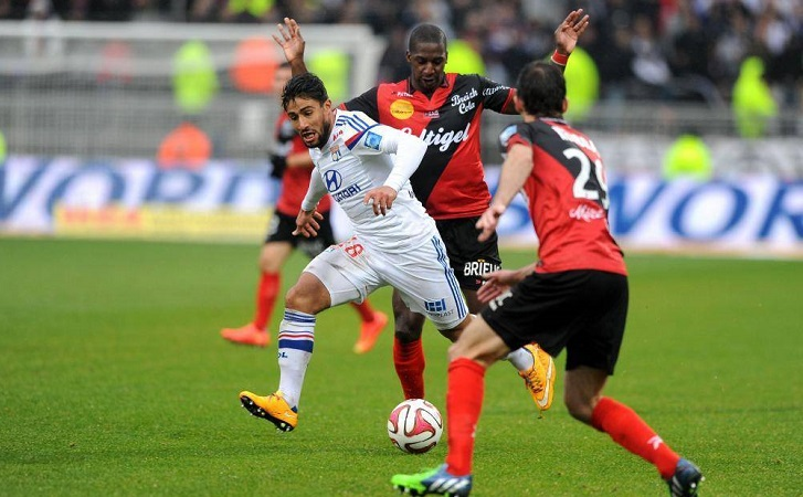 Soi kèo Nice vs Lyon