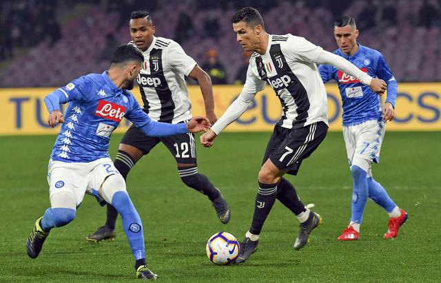 Soi kèo Roma vs Juventus
