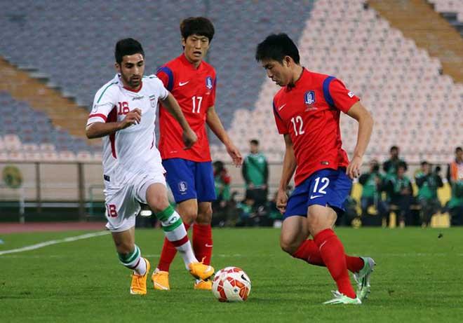 Soi kèo U23 Hàn Quốc vs U23 Trung Quốc
