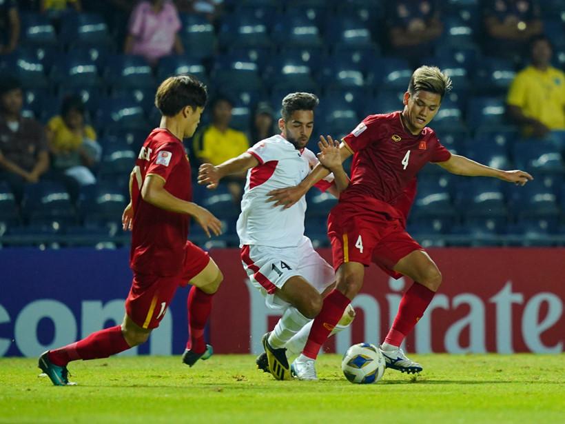 Soi kèo U23 Jordan vs U23 UAE