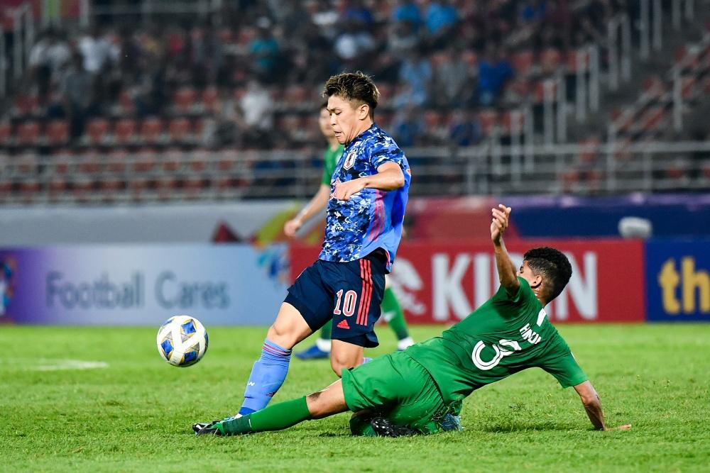 Soi kèo U23 Qatar vs U23 Nhật Bản