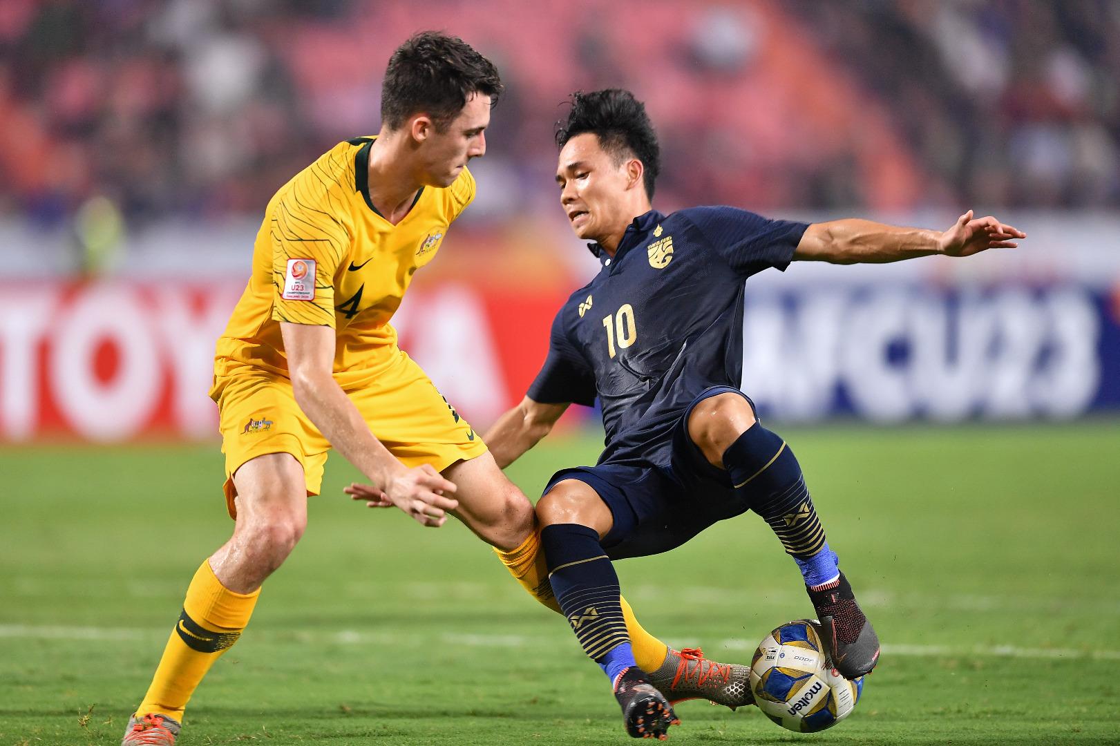 Soi kèo U23 Thái Lan vs U23 Iraq