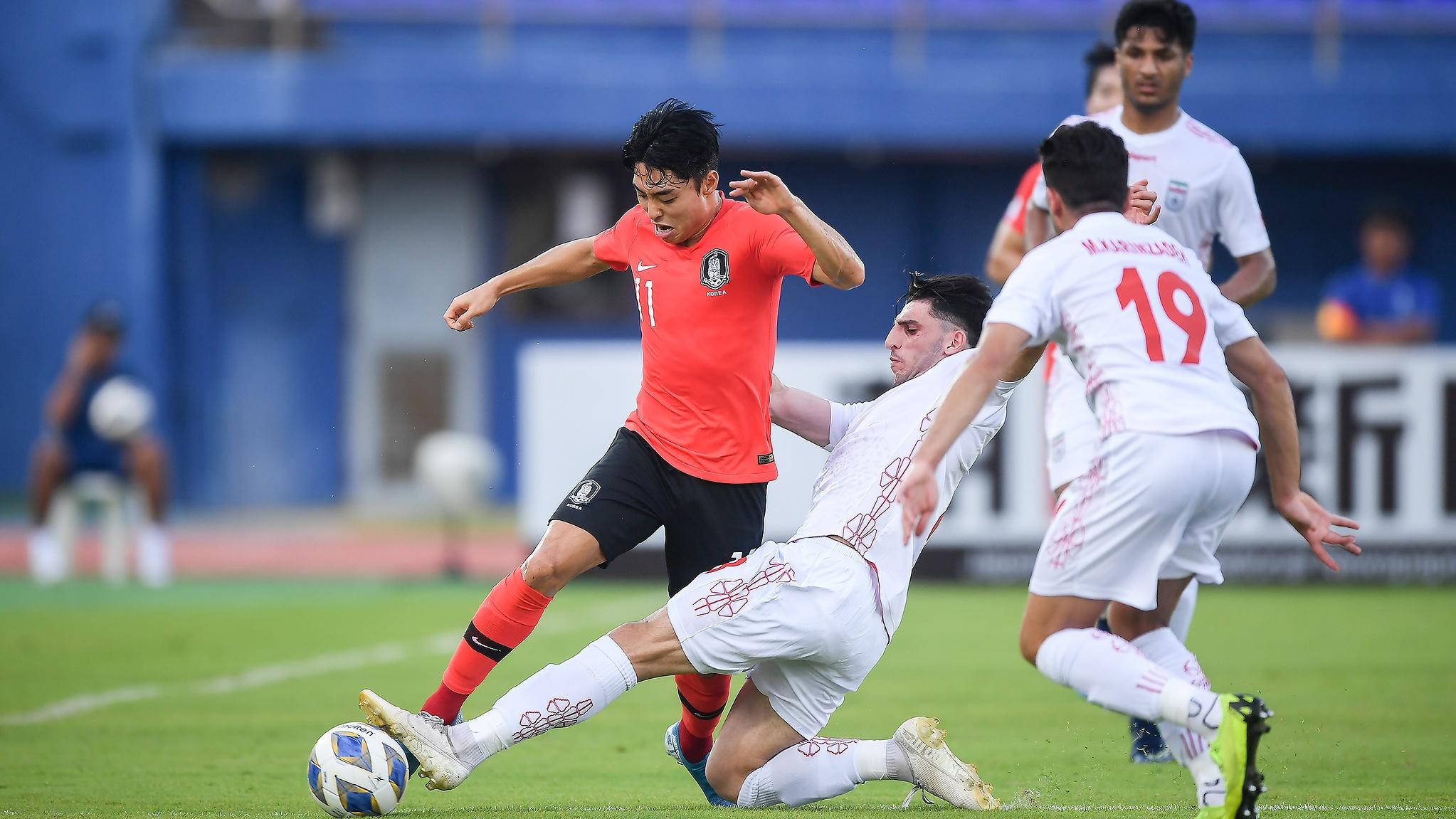 Soi kèo U23 Trung Quốc vs U23 Iran