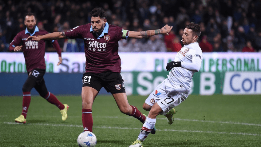 Soi kèo Chievo vs Salernitana