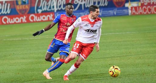 Soi kèo Clermont vs Valenciennes