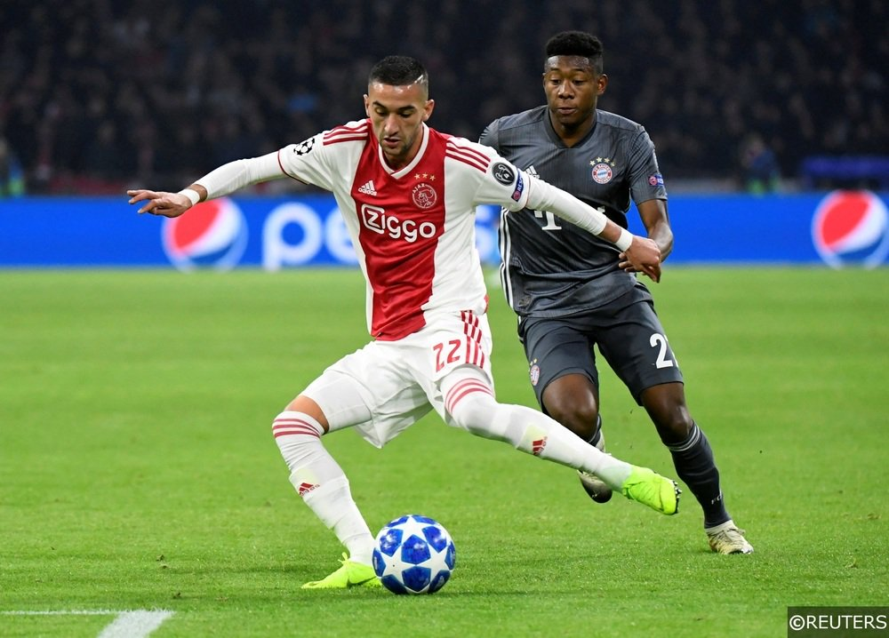 Soi kèo Getafe vs Ajax