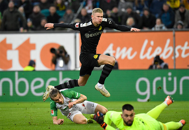 Soi kèo Leverkusen vs Dortmund