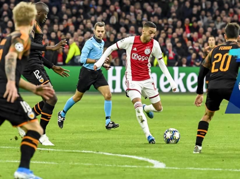 Soi kèo Vitesse vs Ajax