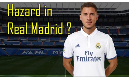 Eden Hazrad: Bom tấn chờ phát nổ của Real Madrid