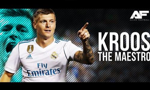 Toni Kroos hay nhất nước Đức: Thành quả xứng đáng