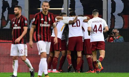 Soi kèo AC Milan VS AS Roma 01h30 ngày 1/9 – Serie A 2018