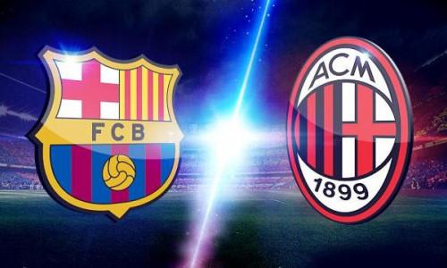 Soi kèo AC Milan vs Barcelona , 7h05 ngày 5/8