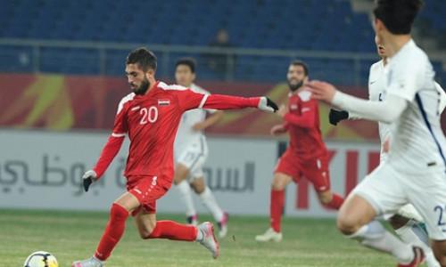 Soi kèo U23 Palestine vs U23 Syria, 16h00 ngày 23/8
