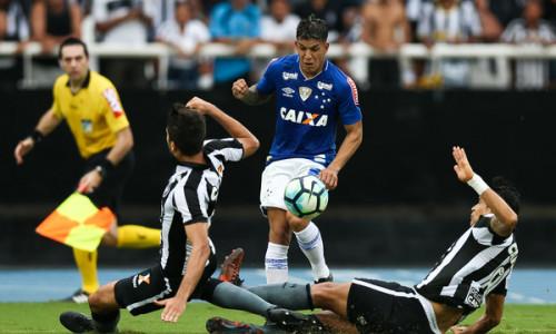 Soi kèo Botafogo vs Cruzeiro, 05h30 ngày 6/9 – Brasileiro Serie A 2019