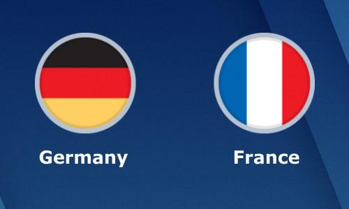 Link Sopcast, Acestream Đức vs Pháp, 1h45 ngày 7/9/2018