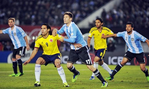 Soi kèo Colombia vs Argentina, 7h00 ngày 12/9 – Giao hữu