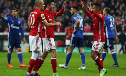 Soi kèo Schalke vs Bayern, 23h30 ngày 22/9 – Bundesliga 2018