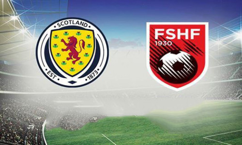 Link Sopcast, Acestream Scotland vs Albania, vào 1h45 ngày 11/9/2018