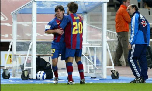 Thế giới ngả nghiêng về một thiên tài sau 14 năm Messi được Barca ra mắt