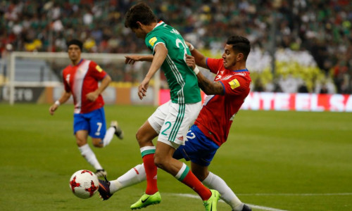 Soi kèo Mexico vs Costa Rica, 8h30 ngày 12/10 – Giao hữu 2018
