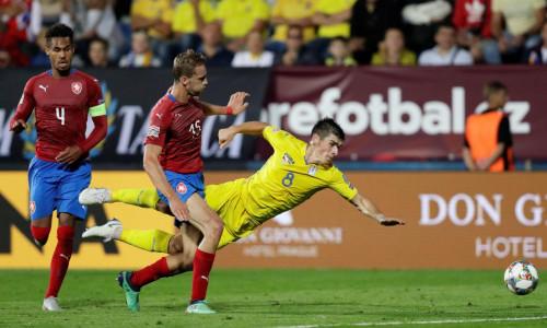 Soi kèo Ukraine vs Czech, 1h45 ngày 17/10 – UEFA Nations League