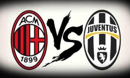 Link Sopcast, Acestream AC Milan vs Juventus, 02h30 ngày 12/11/2018