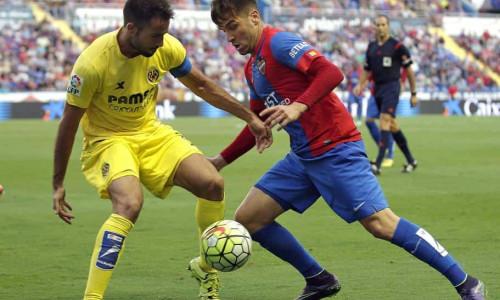 Soi kèo Villarreal vs Levante, 22h15 ngày 4/11 – La Liga 2018/19