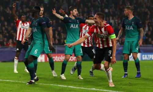 Soi kèo Tottenham vs PSV, 03h00 ngày 7/11 – Champions League 2018/19