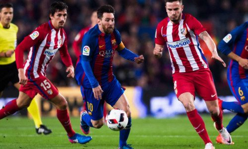 Soi kèo Atletico Madrid vs Barcelona 02h45 ngày 25/11/2018