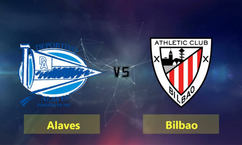 Link Sopcast, Acestream Alaves vs Bilbao, 3h00 ngày 18/12/2018