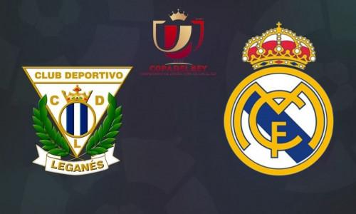Link Sopcast, Acestream Leganes vs Real Madrid, 03h30 ngày 17/1/2019