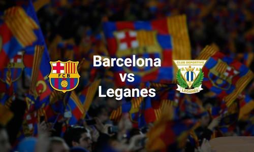 Link Sopcast, Acestream Barcelona vs Leganes, 02h45 ngày 21/01/2019