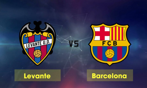 Link Sopcast, Acestream Levante vs Barcelona, 03h30 ngày 11/01/2018